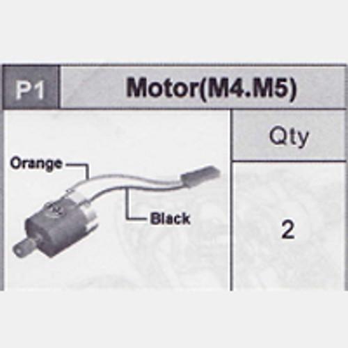 01-5350P1 Motor (M4.M5) (Orange/Black)