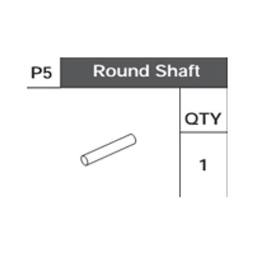 05-75200P5 Round Shaft