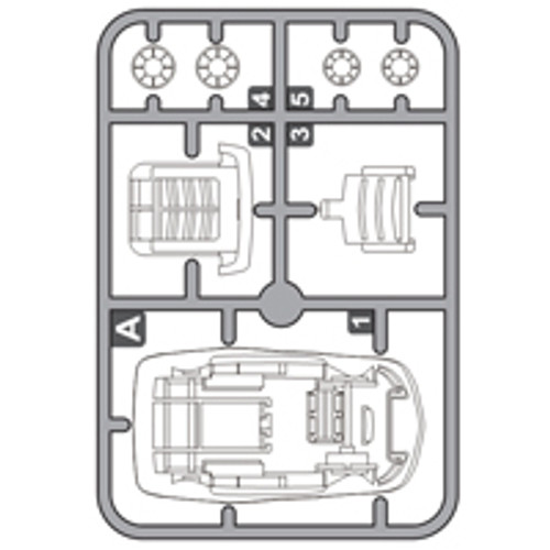 06-75000PPA Plastic Part A