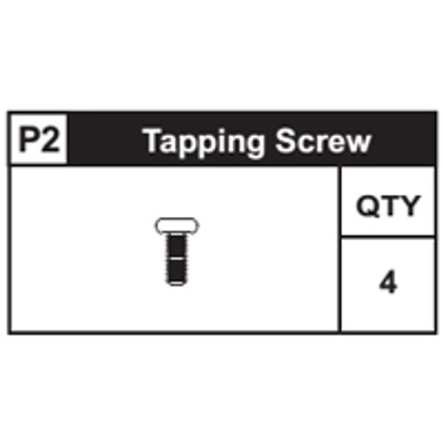 02-63300P2 Tapping Screw