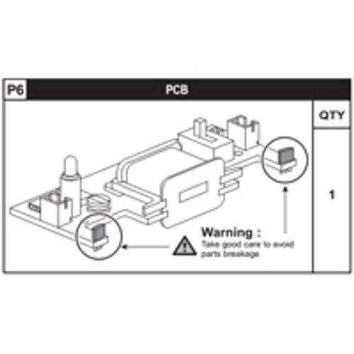06-63300P6 PCB