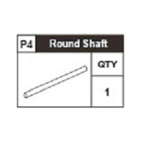04-6310P4 Round Shaft