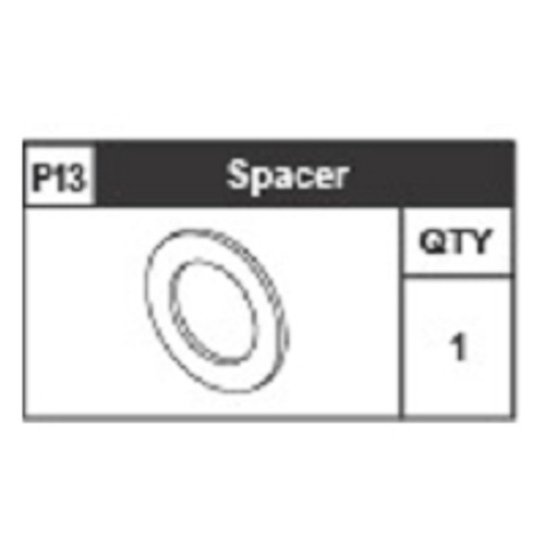13-6310P13 Spacer