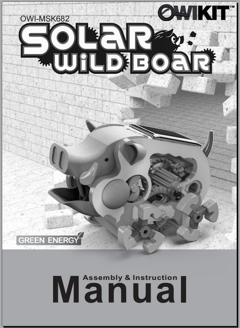 Solar Wild Boar Manual