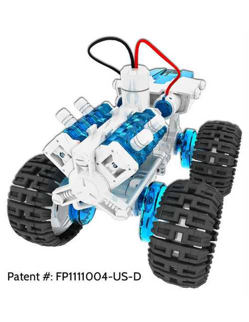 Salt Water Fuel Cell Monster Truck Owi Inc Dba