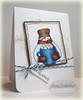 Snowman Soup Clear Stamp Set