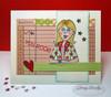 Sweet Sarah Clear Stamp Set