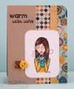 Winnie's Warm Wishes Clear Stamp Set w/ FREE Die Set