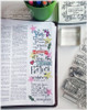 Creative Worship: Decorative Banners Clear Stamp Set