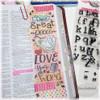 Creative Worship: Love Ya Like a Sister Alpha Clear Stamp Set