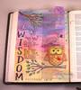 Creative Worship: Seek Him Clear Stamp Set