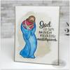 Creative Worship: My Comforter Clear Stamp Set