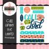 Creative Worship: Call Upon the Lord Printable