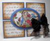 Birds & Roses Clear Stamp Set