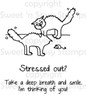 Stressed Out Digital Stamp