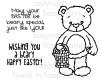 Easter Rhubarb Digital Stamp