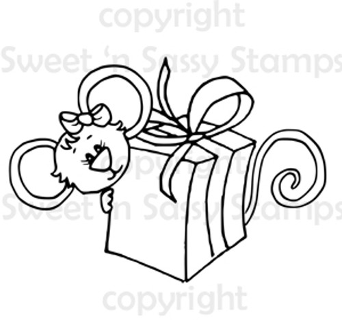 Cookie's Gift Digital Stamp