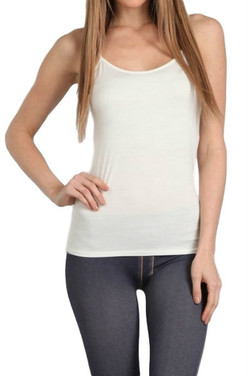 Italian Tailored Cami Tank Top