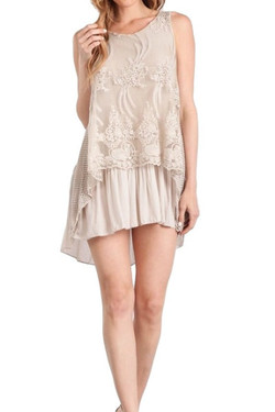 Italian Lace Dress
