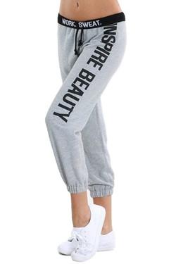 Grey Sweat Pants