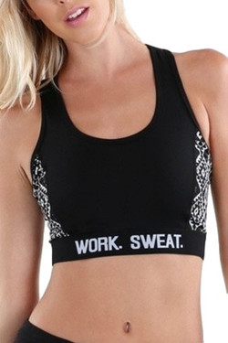 Tribal Workout Top