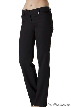Women's Black Slacks