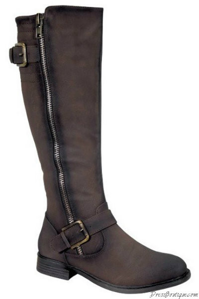 Brown Women's Riding Boots