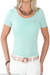 Mint Tailored T-Shirt
