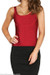 Red Bandage Cami Top