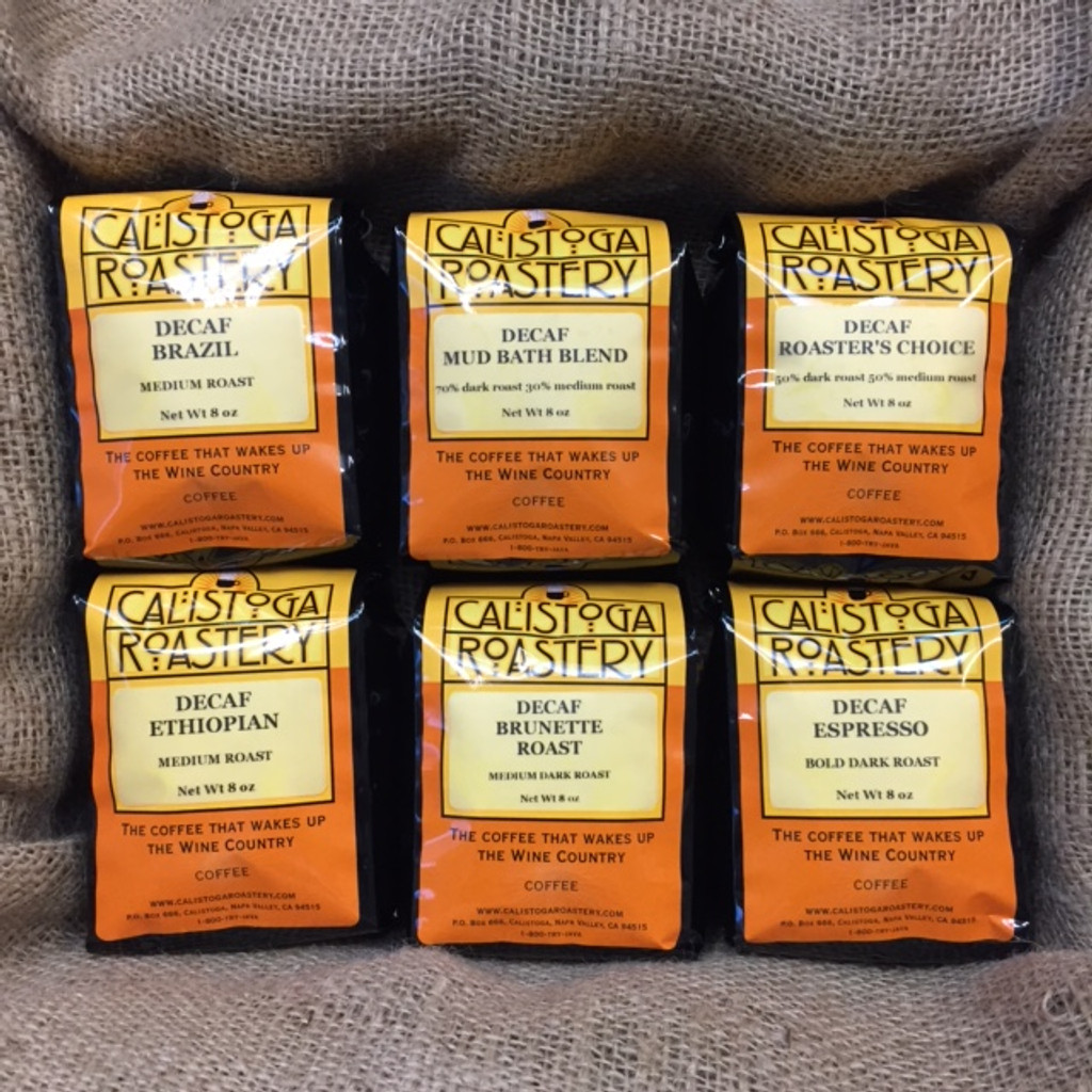 Decaf Blend Six Pack