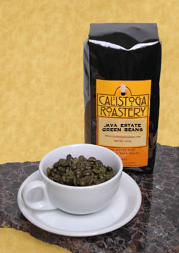Java Estate Green Beans