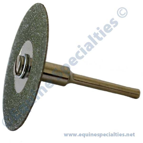 Large Diamond Coated Cut-Off Wheel