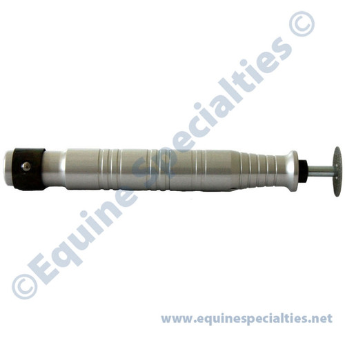 Horse Dental Small Wheel Hand Piece