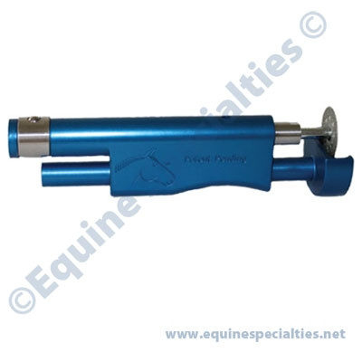 Horse Dentistry Vacuum Series Cut-Off Wheel Hand Piece