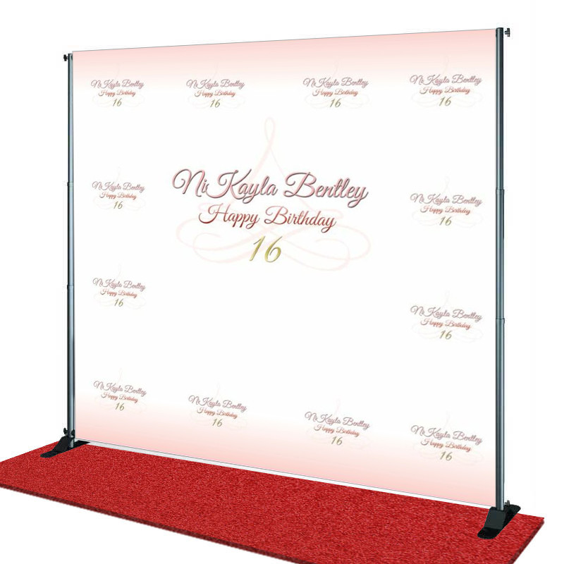 customized birthday banners