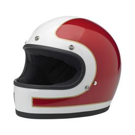 Gringo Helmet - Le Tracker in Red/White/Blue