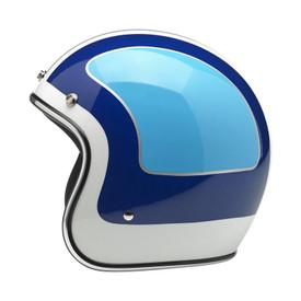 Bonanza Helmet - Le Fury White/Blue