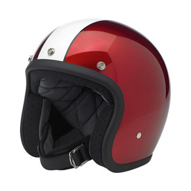 Bonanza Helmet - Le Racer Red/White