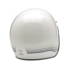 Bonanza Helmet - Le Spectrum White/Silver
