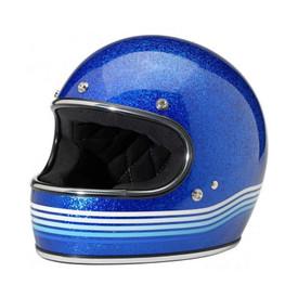Gringo Helmet - Le Spectrum in Blue
