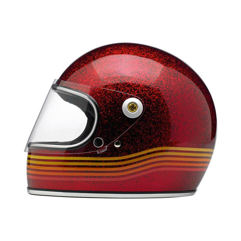 Gringo S Helmet - Le Spectrum Wine Red