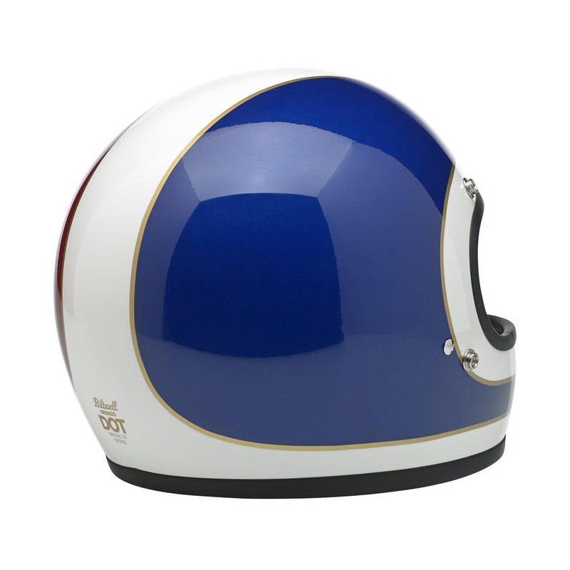 Gringo Helmet - Le Tracker in Red/White/Blue
