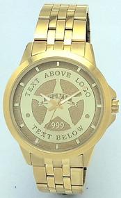 All Gold Citizen Law Enforcement Watch