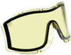 Bolle X1000 Duo Tactical Safety Goggles Yellow Replacement Lens