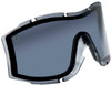 Bolle X1000 Duo Tactical Safety Goggles Smoke Replacement Lens