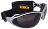 DeWalt Framework Interchangeable Safety Goggles with Smoke Lens