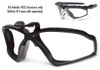 Oakley SI Tactical SI M Frame Helo Gasket for Ballistic 2.0 and 3.0