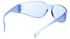 Pyramex Intruder Safety Glasses with Infinity Blue Lens Inside View