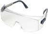 Elvex OVR-Spec Safety Glasses with Clear Lens