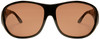 Haven Summerwood OTG Sunglasses with Tortoise Frame and Amber Polarized Lens